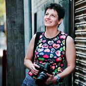 Portrait of Myra Klarman (by Dave Lewinski)